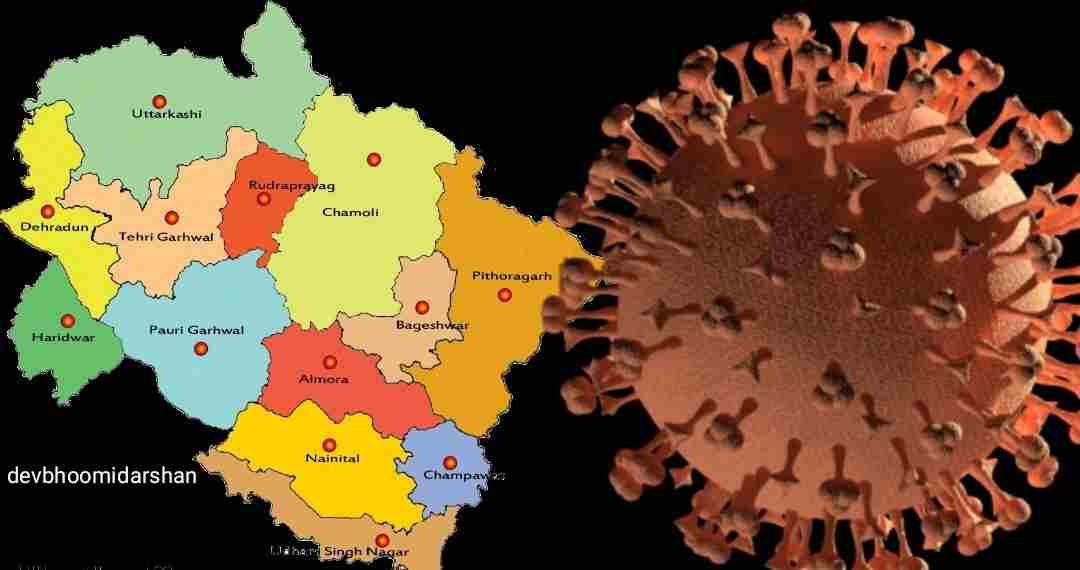 "alt=""389 new case found of coronavirus in uttarakhand"""