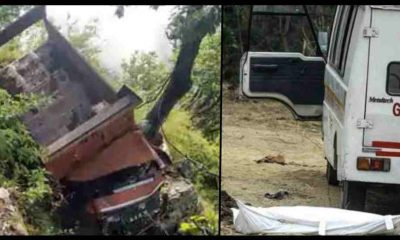 "alt=""Uttarakhand Dumper Accident in Bhimtal"""