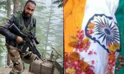 "alt=""garhwal rifles soldier jayveer died due to heart attack"""