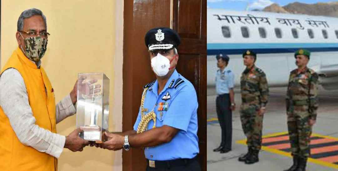 Indian airforce to be built airport in chaukhutiya almora and radar center in uttarakhand with help of government