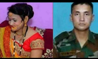 Government job to uttarakhand martyr Rahul Rainswal wife