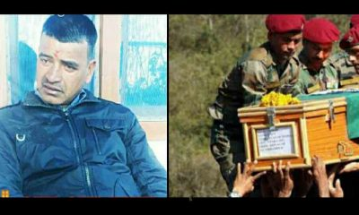 Uttarakhand news: Indian army soldier subedar major shankar kasnyal died in delhi posted in jammu kashmir