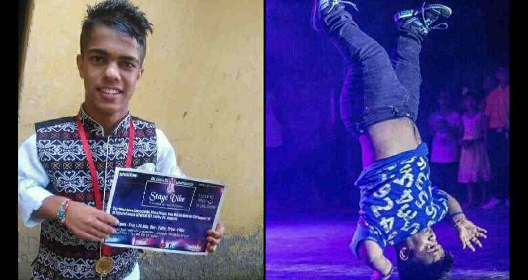Uttarakhand champawat shubham tiwari got selected for dance show india tallent fight 2 season