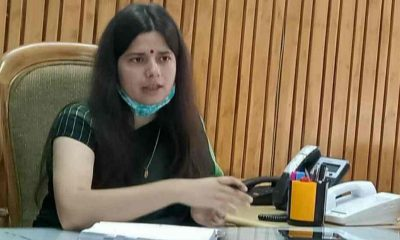 Uttarakhand: Rudraprayag DM Vandana Chauhan removed from DM post
