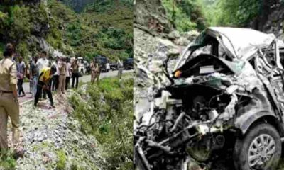 Uttarakhand news: Indian army missing soldier kishor Sati died in Car accident at chamoli.