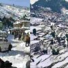 Uttarakhand weather : snowfall and rain alert in these district of Uttarakhand by weather department