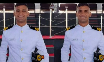 Uttarakhand: uttarakashi dipang nautiyal became officer in indian navy