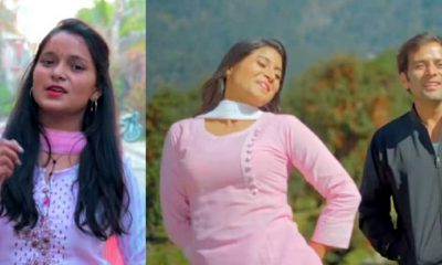 garhwali song jeans top wali by mamta panwar and harshit joshi