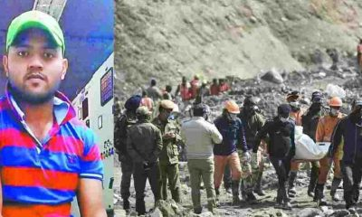 Tehri Garhwal: Jitendra Singh dhanai dead body found in rescue operation of chamoli Tragedy. He had only brother of five sisters.