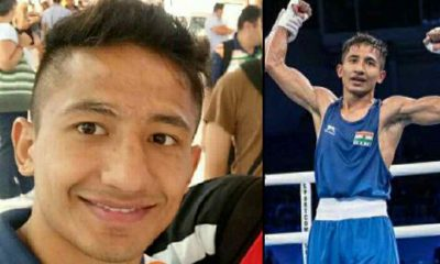 Uttarakhand news: Kavindra Singh From Pithoragarh went Bulgaria for International Boxing Championship