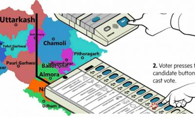 Uttarakhand: Election Commission declared date of by-election in Sult almora district Assembly