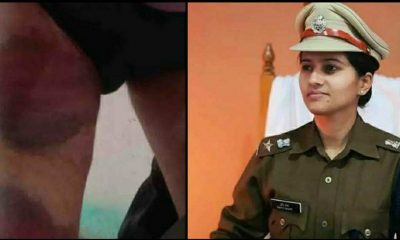 Uttarakhand news: uttarakhand police jawans beat the youth in Tehri Garhwal, IPS Tripti Bhatt suspended immediately