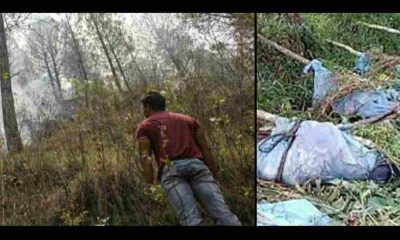 Uttarakhand: Five youths from the kundi of tehri Garhwal district gone to the forest, four killed, fifth missing.