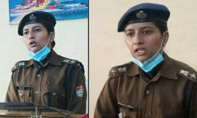 Uttarakhand news: Tehri Garhwal SSP Trupti Bhatt found Corona Positive, DM also went in isolation.