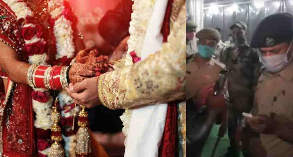 Uttarakhand Marriage: Sudden procession threatens police, case filed for 80 people found involved in tehri garhwal durind Covid